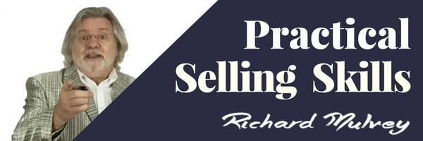 Practical Selling Skills In House Sales Training Richard Mulvey