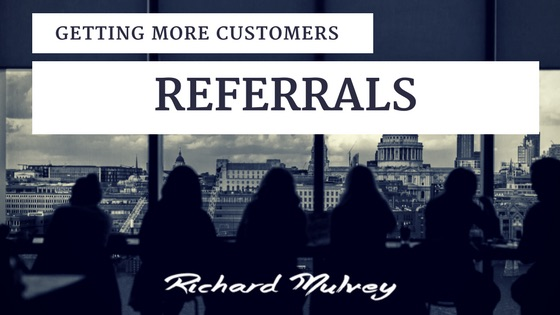 Referrals and the Five Card Trick