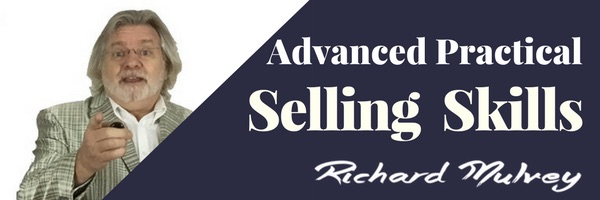 Advanced Practical Selling Skills with Richard Mulvey In House Training