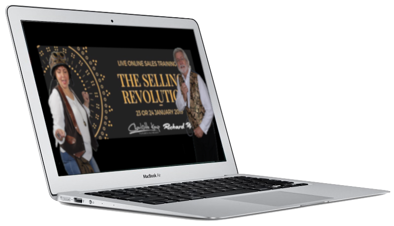 Selling Revolution with Mulvey and Kemp